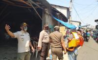 Operasi Yustisi di Krukut Jakbar, Belasan Warga Kedapatan Tak Bermasker
