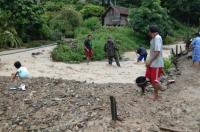Banjir dan Longsor Melanda Kabupaten Pesisir Selatan