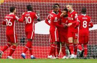 Penyerang Lincoln City Yakin Liverpool Punya Kelemahan