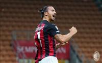 Pukulan Telak bagi AC Milan, Zlatan Ibrahimovic Positif Covid-19