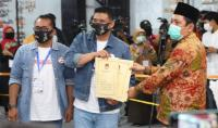 Dapat Nomor Urut 2 di Pilkada, Bobby Nasution: Insya Allah Berkah