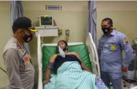 Dikira Komplotan Jambret, Anggota Polisi Ini Nyaris Tewas Diamuk Massa