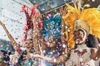 Pertama Kali dalam Sejarah, Karnaval Tahunan Rio de Janeiro Batal Digelar
