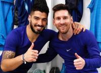 Suarez Didepak Barcelona, Messi: Itu Tidak Mengejutkan Saya Lagi