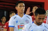 Hanif Sjahbandi Terancam Absen Lawan Bhayangkara FC