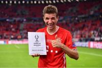 Muller Akui Bayern Kesulitan Hadapi Sevilla di Piala Super Eropa 2020