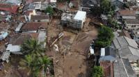 3 Orang Tewas dan Ratusan Rumah Rusak Akibat Banjir Bandang Sukabumi