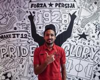 Rohit Chand Sudah Bergabung Latihan dengan Persija Jakarta