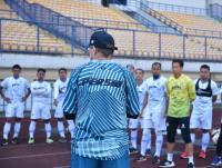 Robert Alberts Pastikan Tak Ada Pemain Inti Persib Bandung