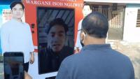 Kampanye Perdana, Gibran Blusukan Online Gunakan Virtual Box