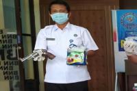 Petugas Gagalkan Penyelundupan 4 Kg Sabu dari Malaysia