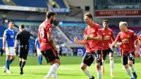 Solskjaer Akui Man United Menang Beruntung atas Brighton