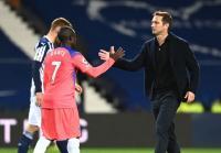 WBA vs Chelsea Berakhir Imbang, Perasaan Lampard Campur Aduk