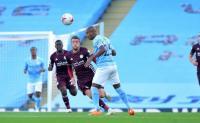 Leicester Tahan Man City 1-1 di Paruh Pertama