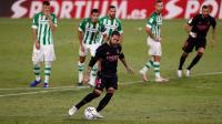 Eksekusi Penalti Ramos Menangkan Madrid atas Real Betis