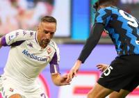 Inter vs Fiorentina, Penampilan Franck Ribery Jadi Sorotan sang Pelatih