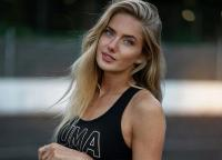 Atlet Cantik Alica Schmidt Adu Lari dengan Mats Hummels, Siapa Lebih Cepat?