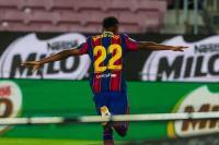 Busquets Terkesan dengan Performa Ansu Fati di Laga Barcelona vs Villarreal