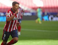 Simeone Salut dengan Debut Luis Suarez Bersama Atletico Madrid