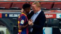 Jadi Bintang di Laga Barcelona vs Villarreal, Ansu Fati Sempat Kena Omel Koeman