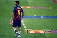 Luis Suarez Pergi, Koeman Merasa Barcelona Tak Perlu Striker Lagi