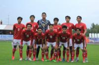 Witan Sulaeman Bawa Timnas Indonesia U-19 Ungguli Dinamo Zagreb di Babak Pertama