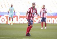 Suarez Bahagia Debutnya untuk Atletico Madrid Berakhir Manis