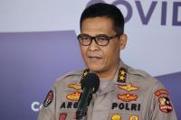 Pandemi Covid-19, Polri Tempelkan Stiker Ayo Pakai Masker ke 2,5 Juta Kendaraan