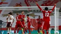 Diogo Jota saat Liverpool vs Arsenal: Main 14 Menit dan Cetak Gol
