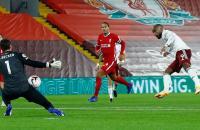 Soal Kegagalan Lacazette Cetak Gol Kedua ke Gawang Liverpool, Begini Reaksi Arteta