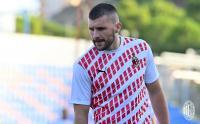Tenang AC Milan, Ante Rebic Mungkin Comeback di Derby Della Madonnina