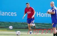 Kepergian Messi dari Barcelona Pengaruhi Masa Depan Mbappe dan Mohamed Salah