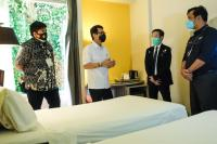 Jadikan Hotel Tempat Karantina Pasien Covid-19, Kemenparekraf Siapkan Rp100 Miliar