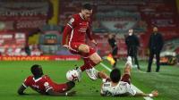 Robertson Nilai Salah dan Mane Senang dengan Golnya ke Gawang Arsenal