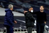 Diduga Adu Mulut, Lampard Bantah Ribut dengan Mourinho