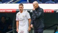 Zidane: Hazard Sangat Berambisi untuk Kembali Bermain