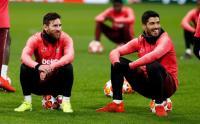 Duet Messi-Suarez Tersaji di Atletico Madrid?