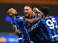 Benevento Jadi Ujian Selanjutnya untuk Inter Milan