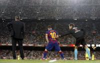 Ada Aguero, Messi Tak Bisa Dimainkan sebagai Penyerang Palsu di Man City