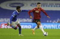 Man United Ungguli Brighton 1-0 di Babak Pertama