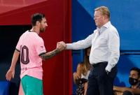 Koeman Akui Was-Was saat Messi Bikin Pernyataan Menohok tentang Kepergian Suarez