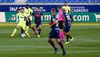 Suarez Gagal Moncer, Atletico Madrid Tertahan di Markas Huesca