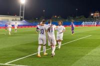 Real Madrid Hanya Mampu Menang Tipis dari Valladolid