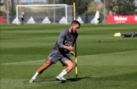 Waktu Cedera Hazard Jauh Lebih Banyak di Madrid ketimbang saat di Chelsea