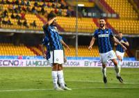 Hakimi Ungkap Arti Selebrasi yang Dilakukannya di Laga Benevento vs Inter