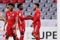 Bungkam Dortmund, Bayern Munich Juara Piala Super Jerman