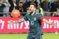 De Paul Puji Kepemimpinan Lionel Messi