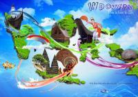 Mengembangkan Potensi Wisata Daerah Lewat Konten Animasi