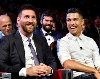 Nedved Tak Sabar Lihat Duel Ronaldo dan Messi di Grup G Liga Champions