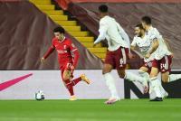 Liverpool-Arsenal Masih Sama Kuat di Babak Pertama